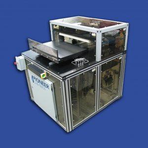 Semi-Autotmatic Cleanroom Press